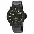 Ulysse Nardin 263-92-3C-924 Black Sea Mens Automatic Watch
