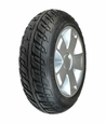 10.4x3.6 Foam Filled Front Wheel Assembly with Black Tire for the Pride Celebrity X (SC4401)