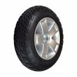"10.75""x3.6"" Foam Filled Rear Wheel Assembly with Black Tire for the Pride Celebrity X (SC4001/SC4401)"
