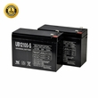 10 Ah 24 Volt UB12100-S AGM Battery Pack (Universal Battery)
