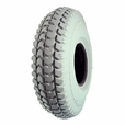 "10""x3"" (3.00-4, 260x85) Pneumatic Mobility Tire with Powertrax C248 Tread (Primo)"