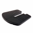 """11.62"""" Grid Style Rubber Floor Mat for Jazzy Power Chairs **CLEARANCE**"""