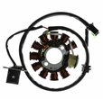 11 Coil Magneto Stator with 4+2 Wiring Connector for 125cc GY6 152QMI & 150cc GY6 157QMJ Scooters