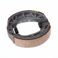 110 mm Outer Diameter Rear Brake Shoes for Baja Dirt Runner 70 (DR70)