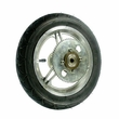 "12-1/2"" x 2-1/4"" (12.5x2.25) Complete Rear Wheel Assembly (Straight Spokes)"