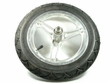 "12-1/2"" x 2-1/4"" Complete Front Wheel Assembly (Straight Spokes)"