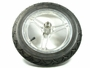 """12-1/2"""" x 2-1/4"""" Complete Front Wheel Assembly (Straight Spokes)"""