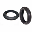 "12-1/2"" x 3.0"" Tire and Tube Set with Street V-Groove Tread for Currie Scooters"