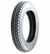 "12-1/2""x2-1/4"" Foam-Filled Mobility Tire with C628 Knobby Tread (Primo)"