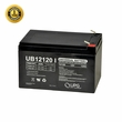 12 Ah 12 Volt UB12120 AGM Scooter Battery (Universal Battery)