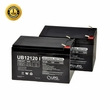 12 Ah 24 Volt UB12120 AGM Battery Pack (Universal Battery)