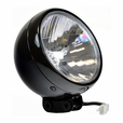 12 Volt Black Headlight Assembly for the Baja Mini Bike MB200