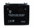 12 Volt YTX12-BS Sealed AGM Scooter & Motorcycle Battery (Premium)
