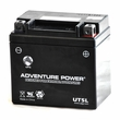 12 Volt YTX5L Sealed AGM Battery for Yamaha Scooters (Premium)