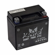 12 Volt YTX5L Sealed AGM Scooter, ATV, and Dirt Bike Battery (Premium)
