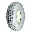 "12""x4"" Foam-Filled Rear Tire for Invacare Panther MX-4"