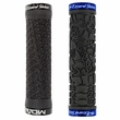 130 mm Lizard Skins Lock-On Moab Grips for Bikes & Scooter (Multiple Color Choices)