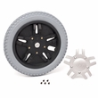 "14""x2.125"" Flat-Free Drive Wheel Assembly for Jazzy 1105, 1115, Jet 2, Jet 10, & Jet 12 Power Chairs"