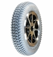 "14""x3"" (3.00-8) Flat-Free Drive Wheel Assembly for Jazzy 1104, Jet 1 HD, and Jet 2 HD"