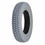 "14""x3"" (3.00-8) Foam-Filled Mobility Tire (Flush Profile; 2.125"" Bead Width) with Powertrax C248 Tread (Primo)"
