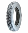 "14""x3"" (3.00-8) Foam Filled Mobility Tire  (Flush Profile; 1.875"" Bead Width) with Powertrax C248 Tread (Primo)"