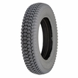 "14""x3"" (3.00-8) Foam-Filled Mobility Tire (Flush Profile; 2.25"" Bead Width) with Powertrax C248 Tread (Primo)"