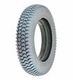 "14""x3"" (3.00-8) Foam-Filled Mobility Tire with Powertrax Knobby Tread for the Jazzy 1120"