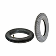 "14""x3"" (3.00-8) Mobility Tire and Tube Set with Durotrap Tread"