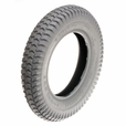 "14""x3"" (3.00-8) Pneumatic Mobility Tire with Powertrax C248 Tread (Primo)"