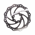 "5-1/2"" Rear Disc Brake Rotor for Electric Bike Rims (Golden Motor)"