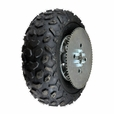 145/70-6 Rear Wheel Assembly for Baja Blitz, Dirt Bug, Doodle Bug, & Racer (DB30S)