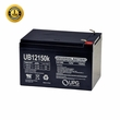 15 Ah 12 Volt UB12150 AGM Scooter Battery (Universal Battery)