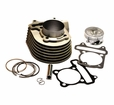 158cc High Performance Cylinder Kit for 125cc & 150cc GY6 Scooter Engines (NCY)