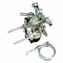 16/16 Carburetor (SF/SHB) for Vespa V5A, V9A3, VMA1 (Dellorto)