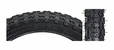 "16""x2.125"" Black MX3 Bicycle Tire (Sunlite)"