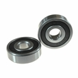 1621-2RS Sealed Wheel Bearings for Mobility Scooters and Wheelchairs (Set of 2)