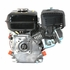 196cc 6.5 Hp Honda Clone (GX200 168F) Go Kart & Mini Bike Engine with 20mm Output Shaft