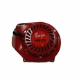 196cc 6.5 HP JF200 Recoil Pull Start with Shroud for the Baja Mini Bike MB165 (Baja Heat, Mini Baja, Baja Warrior) - Red