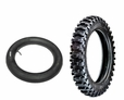 2.5-10 Rear Tire & Tube Set for Baja, Honda, Motovox, & Razor Dirt Bikes