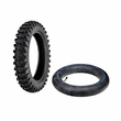 2.5-10 Rear Tire & Tube Set for Baja, Honda, Minimoto, Motovox, & Razor Dirt Bikes