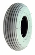 "2.80/2.50-4 (9""x3"") Pneumatic Mobility Tire with IA-2802 Ribbed Tread (Innova)"