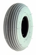 "2.80/2.50-4 (9""x3"") Pneumatic Mobility Tire with Spirit Ribbed Tread (Primo)"