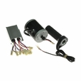 24 Volt 100 Watt Motor, Controller, and Throttle Kit