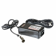 24 Volt 2.0 Amp XLR Li-ion HP0060WL2 Battery Charger for Electric Bikes (High Power)