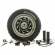"24 Volt 200 Watt - 48 Volt 400 Watt Open Voltage Hub Motor Kit with 12-1/2"" x 2-1/4"" Tire (Golden Motor)"