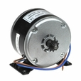 24 Volt 200 Watt Electric Motor with #25 Chain Sprocket (MY1016)