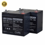 24 Volt 22NF (55 Ah) Battery Pack for the Pride Maxima (SC900/SC940)