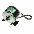 24 Volt 250 Watt Electric Motor with #25 Chain Sprocket (MY1016)