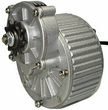 24 Volt 250 Watt Gear Reduction Motor with 9 Tooth 420 Chain Chain Sprocket (MY1018)