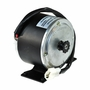 24 Volt 250 Watt XYD-6A2 Electric Motor with 11 Tooth #25 Chain Sprocket (Currie Technologies)